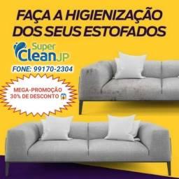 Limpeza de Estofados e higienização