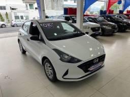 Hyundai Sense  1.0 Manual apenas 101 km  0KM Garantia de Fabrica 2021!!!