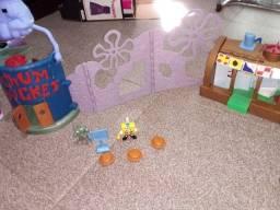 Brinquedos usados conservados