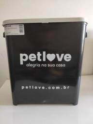 Porta ração Petlove