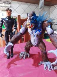 Max Steel e Elementor gorila