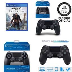 DualShock PlayStation 4 controle sem fio original Excluivo novo lançamento