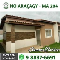 41- Casas de condomínio no Maria Isabel 2 com ótimas facilidades de pagamento