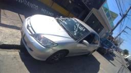 Título do anúncio: Honda Civic LXL 1.7 Gasolina 2006 completo com couro e central multimidia