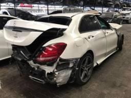 Sucata Mercedes-Benz c250 retirada de peças