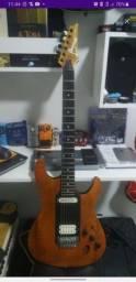 Título do anúncio: Guitarra ibanez rara demais!Gotoh#dimarzio