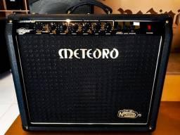 Amplificador Meteoro Nitrous Gs 100 100w Preto 110v/220v