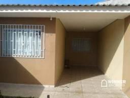 Casa com 3 dormitórios à venda, 60 m² por R$ 150.000,00 - Neves - Ponta Grossa/PR