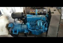 Gerador Diesel com motor