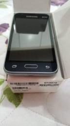 Samsung j1 duos ,4 gingas ótimo estado