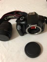 Vende-se câmera fotográfica profissional Canon T3