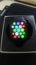 Relogio Smartwatch IWO W26 Tela Infinita a prova d' agua Novo Pronta Entrega