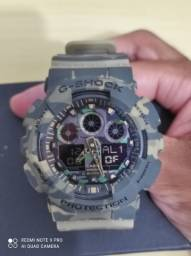 Relógio G Shock GA Camuflado PROMOÇÃO!