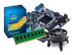 Kit i5 3570, 8gb de RAM, placa mãe