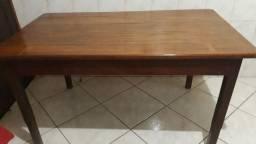 Mesa madeira maciça(SOU DE IPATINGA)
