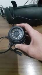 Camera dome ínfravermelho visão noturna
