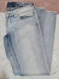 Calça jeans Zoomp Saint Tropez