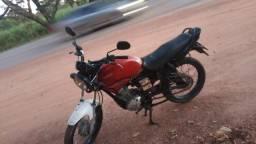 Yamaha ybr 125 leilão