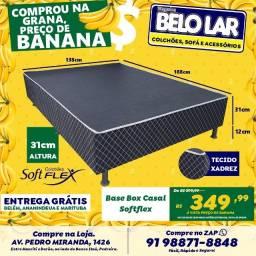 Base Box Casal, Compre no zap *