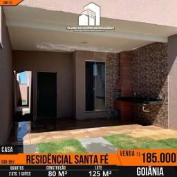 Residêncial Santa Fé. *