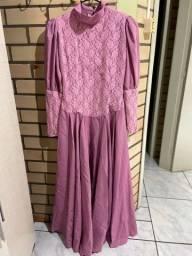 Vestido de prenda M