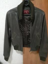 Jaqueta de couro Levis