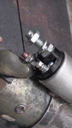 Moto de partida: do motor MWM Série 10