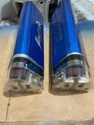 Vende-se 2 mega capacitor 3.0