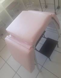 Maca estetica rosa