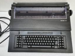 Máquina de Escrever Oliveti Tenpo ET112 Coleção Troco
