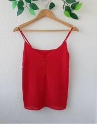 Blusa vermelha - P