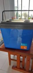 Caixa termina 34 litros