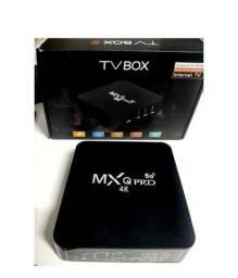 TV box 4k_varejo e atacado entrega a domicílio Jp e região