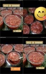 Doce de Banana Caseiro