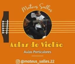 Título do anúncio: Aulas de Violão