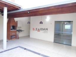 Casa com 3 dormitórios à venda, 230 m² por R$ 480.000,00 - Água Branca - Piracicaba/SP