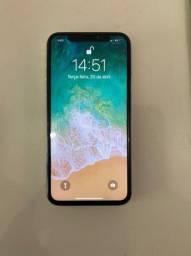 iPhone X 256 GB sem detalhes Face ID ok