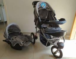 Carrinho De Bebê 3 Rodas - Baby Happy - NOVO - Apucarana - PR