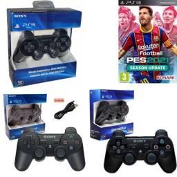 Lançamento exclusivo controle dualshock Playstation Sem Fio
