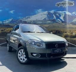 Título do anúncio: Fiat Strada Trekking 1.4 Flex Manual Cabine Estendida