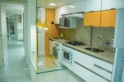 Apartamento no Cabo Branco, 2 quartos