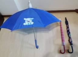 Guarda-chuva infantil automático