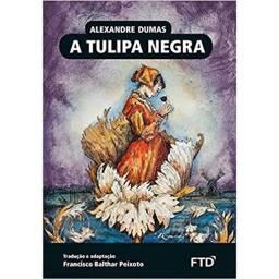 Livro A Tulipa Negra Alexandre Dumas
