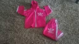 Conjunto Adidas 1 ano
