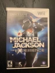 Jogo Wii , Michael Jackson