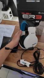 Headset Profissional Super Confortável (Original Sharkoon!)