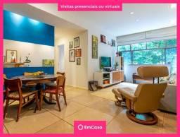 Apartamento à venda com 3 dormitórios em Humaitá, Rio de janeiro cod:19664