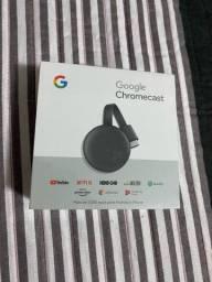 Chromecast lacrado