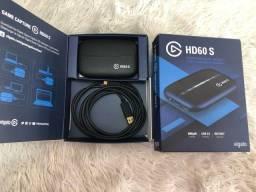 Placa de Captura Externa Portátil Elgato HD60 S, 1080p60 USB