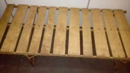 Kombi Clipper - cama de encaixe